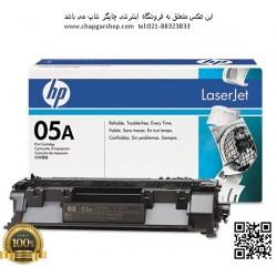 کارتریج رنگ مشکی طرح hp laserjet 05a-hp05a