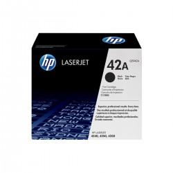 HP 42A (Q5942A) Black Original LaserJet Toner Cartridge