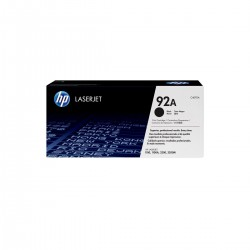 HP 92A (C4092A) Black Original LaserJet Toner Cartridge